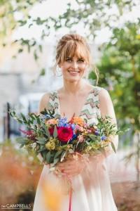 5 bespoke flowers by the foxglove florist ennis clare limerick galway ireland wild floral arrangements